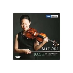 Bach, Johann Sebastian バッハ / 無伴奏ヴァイオリンのためのソナタとパルティータ全曲 五嶋みどり(2CD 日|hmv
