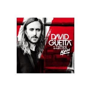 David Guetta デビッドゲッタ / Listen Again 国内盤 〔CD〕|hmv