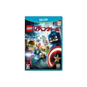 Game Soft (Wii U) / 【Wii U】LEGO(R) マーベル アベンジャーズ  〔GAME〕|hmv
