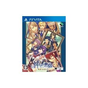 Game Soft (PlayStation Vita) / 【PS Vita】神々の悪戯 Infinite 通常版≪Loppi・HMVオリジナルドラマCD付き≫  〔GAME〕|hmv