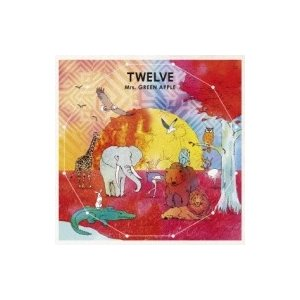 Mrs. GREEN APPLE / TWELVE  〔CD...