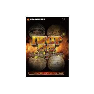 IWGP烈伝COMPLETE-BOX 1  1981年IWGP構想 & #12316; 1987年初代IWGP王者誕生  〔BLU-RAY DISC〕|hmv