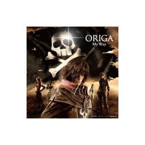 Origa オリガ / My Way 国内盤 〔CD Maxi〕