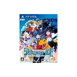 Game Soft (PlayStation Vita) / デジモンワールド -next Order-  〔GAME〕|hmv