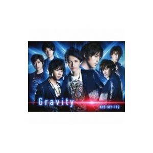 Kis-My-Ft2 キスマイフットツー / Gravity (+DVD)【初回生産限定盤B】  〔CD Maxi〕