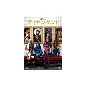 ディセンダント 〔DVD〕の商品画像