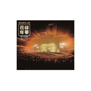 BTS / 2015 BTS LIVE<花様年華 on stage>〜Japan Edition〜at YOKOHAMA ARENA (Blu-ray)  〔BLU-RAY DISC〕|hmv