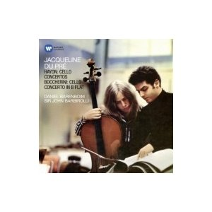 Haydn ハイドン / ハイドン:チェロ協奏曲第1 & 2番、ボッケリーニ:チェロ協奏曲 ジャクリーヌ・デュ・プレ