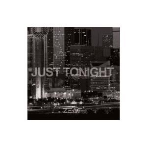 初回限定盤 ZE:A J / JUST TONIGHT 【初回限定盤】(CD+DVD)  〔CD〕