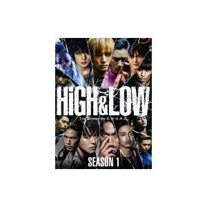 HiGH  &  LOW SEASON 1 完全版BOX Blu-ray  〔BLU-RAY DISC〕|hmv