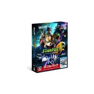Game Soft (Wii U) / スターフォックス ゼロ・スターフォックス ガード ダブルパック  〔GAME〕|hmv