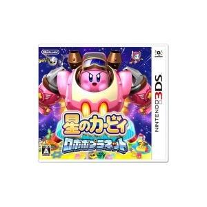 ニンテンドー3DSソフト / 星のカービィ ロボボプラネット  〔GAME〕