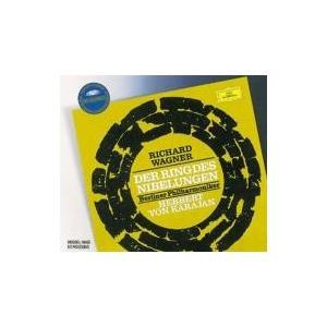 Wagner ワーグナー / 『ニーベルングの指環』全曲 カラヤン&ベルリン・フィル(14CD) 輸入盤 〔CD〕