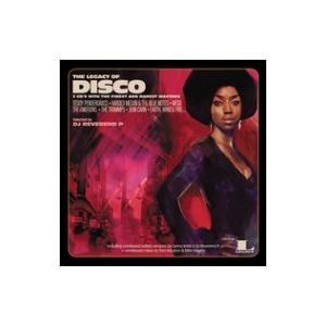 オムニバス(コンピレーション) / Legacy Of Disco 輸入盤 〔CD〕|hmv