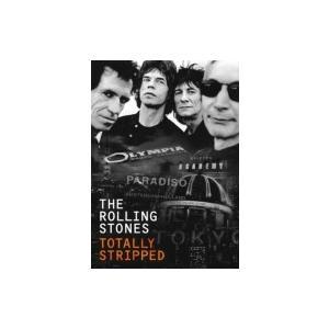 Rolling Stones ローリングストーンズ / Totally Stripped (4DVD+CD+ボーナスCD+Tシャツ:Lサイズのみ)(限定盤)  〔DVD〕|hmv