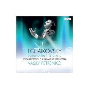 Tchaikovsky チャイコフスキー / 交響曲第5番、第1番、第2番 ワシリー・ペトレンコ&ロイヤル・リヴァプー