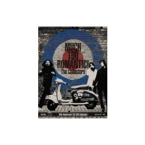 THE COLLECTORS コレクターズ / MUCH TOO ROMANTIC!〜The Collectors 30th Anniversary CD / DVD Collection【完全受注限定生産】  〔CD〕 hmv