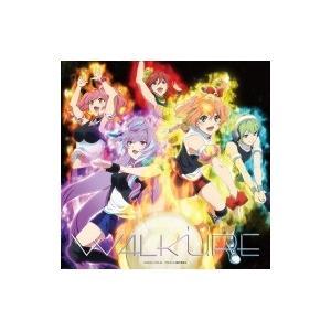 ワルキューレ / Walkure Attack! 【初回限定盤(CD+DVD)】 国内盤 〔CD〕 hmv