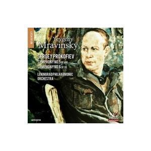 Prokofiev プロコフィエフ / 交響曲第5番、第6番 ムラヴィンスキー& レニングラード・フィル 輸入盤 〔SACD〕
