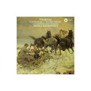 Tchaikovsky チャイコフスキー / 交響曲第1番『冬の日の幻想』 ロストロポーヴィチ& ロンドン・フィル 国内盤