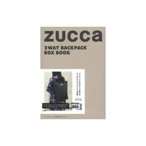 ZUCCa 2WAY BACKPACK BOX BOOK / 書籍  〔ムック〕|hmv