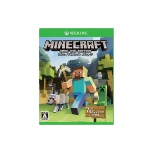 Game Soft (Xbox One) / Minecraft:  Xbox One Edition フェイバリットパック  〔GAME〕|hmv