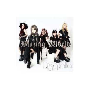 Disqualia / Blazing World  〔CD Maxi〕
