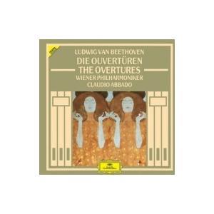 Beethoven ベートーヴェン / 序曲集 クラウディオ・アバド & ウィーン・フィル 国内盤 〔SHM-CD〕 hmv