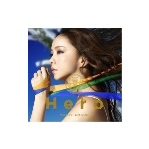 安室奈美恵 / Hero (+DVD)  〔CD Maxi〕|hmv