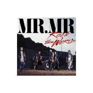 初回限定盤 MR.MR / ROCK this WORLD 【初回生産限定盤Type-A】 (CD+DVD)  〔CD Maxi〕