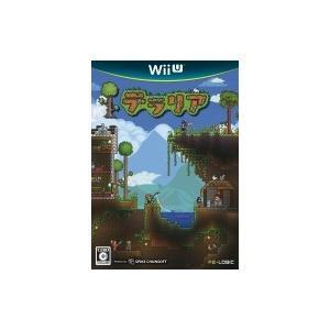 Game Soft (Wii U) / 【Wii U】テラリア  〔GAME〕|hmv