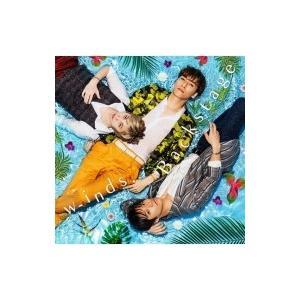 初回限定盤 w-inds. (winds.) ウィンズ / Backstage (+DVD)【初回盤B】  〔CD Maxi〕