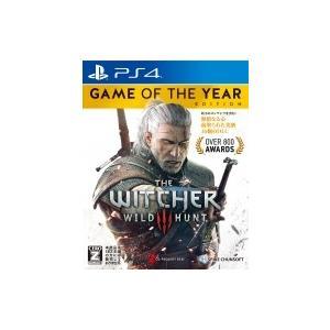 Game Soft (PlayStation 4) / 【PS4】ウィッチャー3 ワイルドハント ゲ...