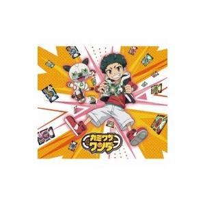 初回限定盤 アニメ (Anime) / カミワザ・ワンダ SONG COLLECTION 〜ワンダナンダ!? 〜 (CD+DVD)【初回限定盤】 国内盤 〔