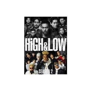 HiGH  &  LOW SEASON 2 (DVD)  〔DVD〕|hmv