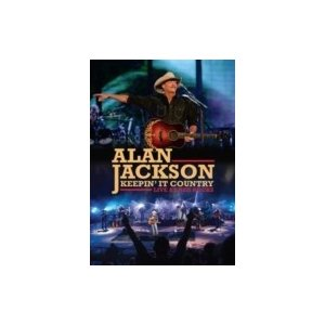 Alan Jackson アランジャクソン / Keepin' It Country:  Live At Red Rocks  〔DVD〕|hmv