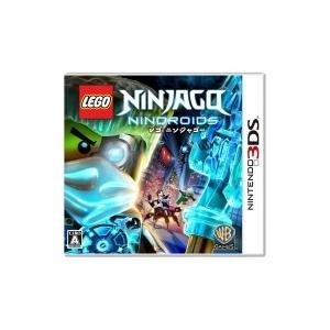 ニンテンドー3DSソフト / 【3DS】LEGO(R) ニンジャゴー ニンドロイド  〔GAME〕|hmv