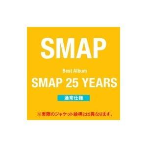 SMAP スマップ / SMAP 25 YEARS 【通常仕...