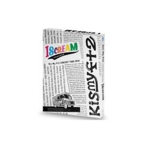 Kis-My-Ft2 キスマイフットツー / CONCERT TOUR 2016 I SCREAM (DVD)  〔DVD〕