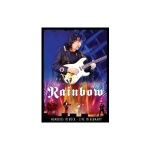 Ritchie Blackmore's Rainbow / Memories In Rock 〜Live At Monsters Of Rock 2016 【完全生産限定 DVD+2CD+Tシャツ】  〔DVD〕|hmv