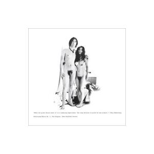 John Lennon/Yoko Ono ジョンレノン/オノヨーコ / Unfinished Music No. 1:  Two Virgins:  未完成作品第1番 トゥー ヴァージン
