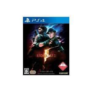 Game Soft (PlayStation 4) / バイオハザード5  〔GAME〕 hmv