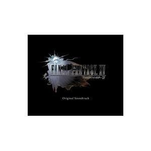 ファイナルファンタジー / FINAL FANTASY XV Original Soundtrack 【CD通常盤】 国内盤 〔CD〕 hmv