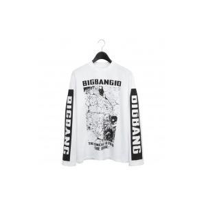 ロングTシャツ(WHITE)【L】  〔Goods〕|hmv