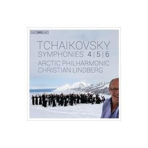 Tchaikovsky チャイコフスキー / 交響曲第6番『悲愴』、第5番、第4番 クリスティアン・リンドベルイ& アークテ
