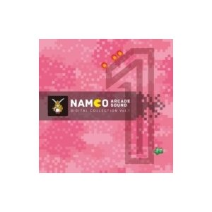 ゲーム ミュージック  / NAMCO ARCADE SOUND DIGITAL COLLECTION Vol.1 国内盤 〔CD〕|hmv