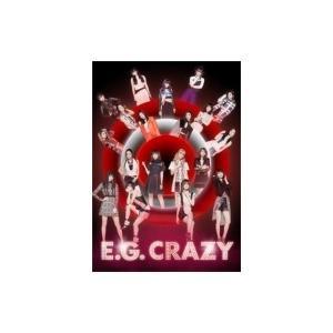 E-girls / E.G. CRAZY 【初回生産限定盤 ...