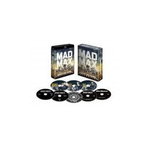 【初回限定生産】マッドマックス <ハイオク>コレクション(8枚組)  〔BLU-RAY DISC〕 hmv