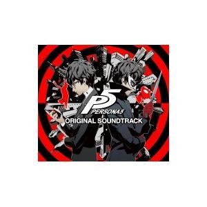 ゲーム ミュージック  / 『ペルソナ5』オリジナル・サウンドトラック 国内盤 〔CD〕|hmv