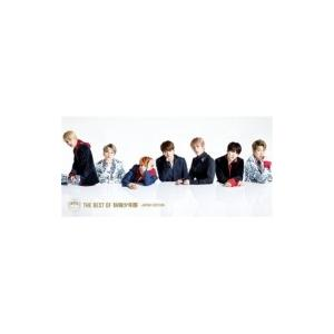 BTS (防弾少年団) / THE BEST OF 防弾少年団-JAPAN EDITION- 【豪華初回限定盤】 (CD+DVD+豪華特別パッケージ仕様)|hmv